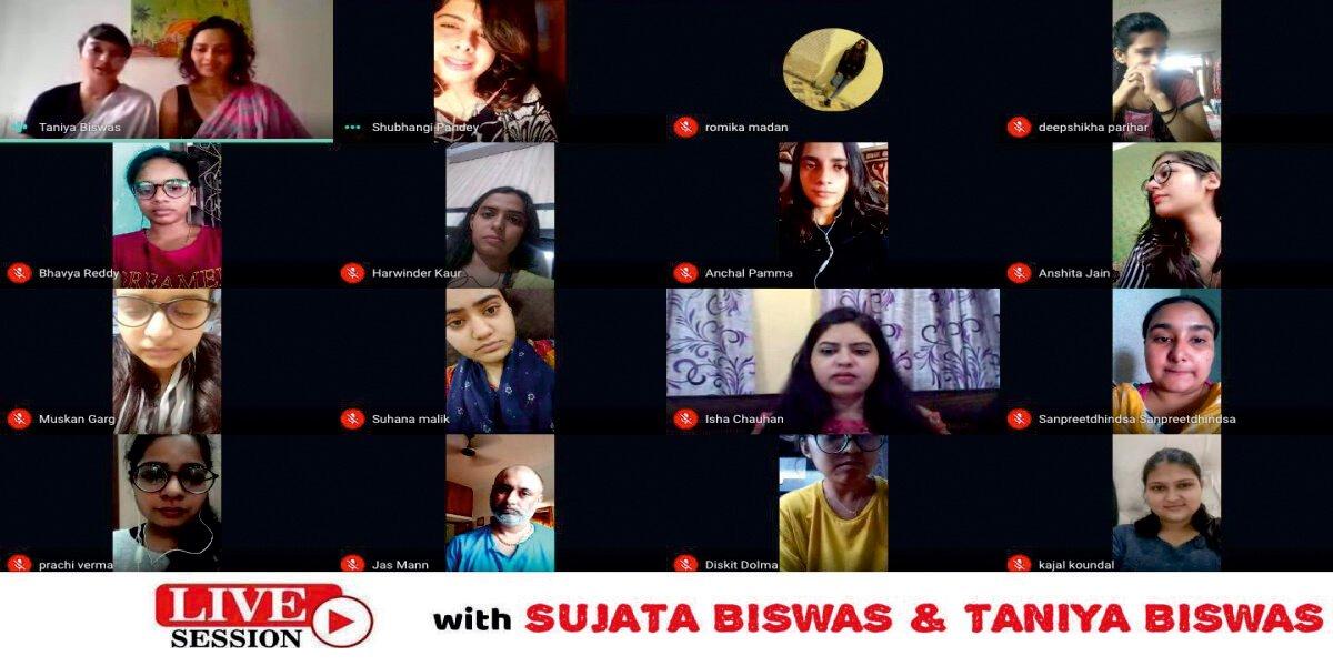 IIFD Talks With Sujata Biswas