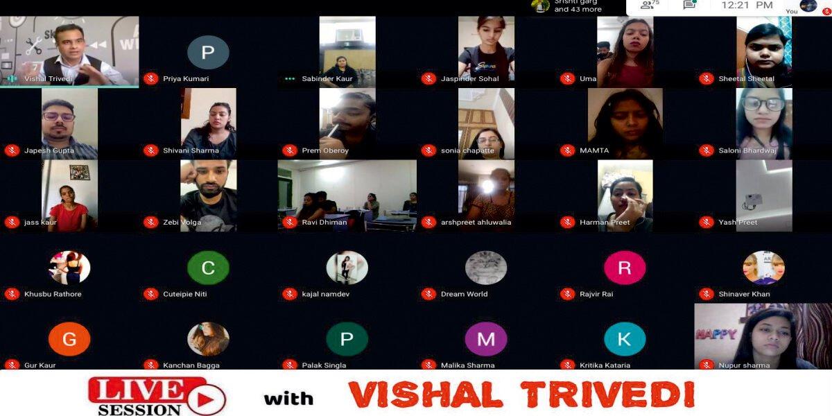 IIFD Talks With Vishal Trivedi